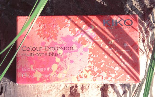 Kiko Cosmetics Spring Collection 2013 Blusher