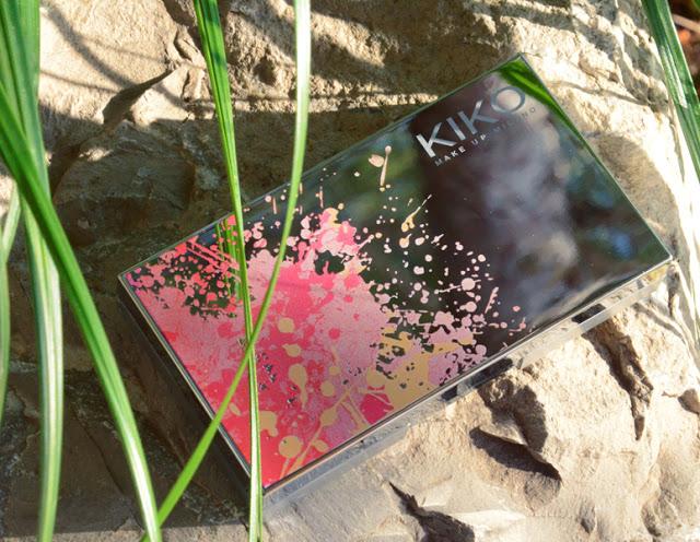 Kiko Cosmeticss Colour Explosion Multi Tone Blush