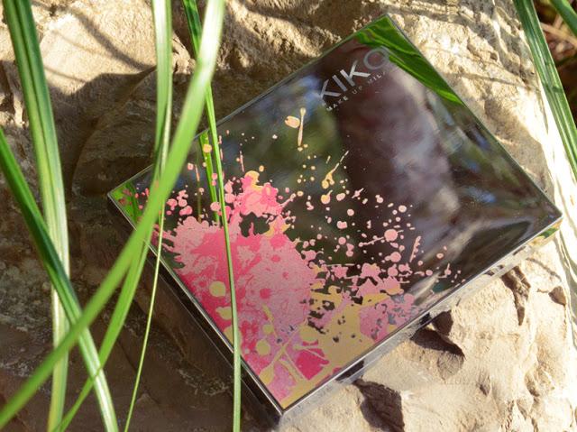 Kiko Cosmetics Hilarious Honey Colour Splash Multi Tone Bronzer
