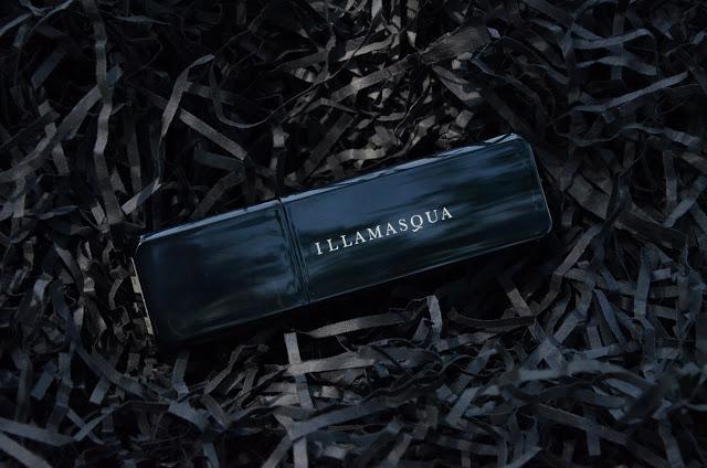 A photograph of Illamasqua Lipstick
