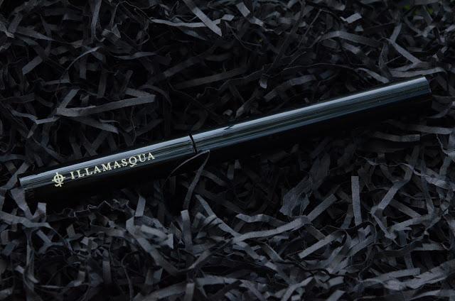 A photograph of Illamasqua Precision Ink Liner