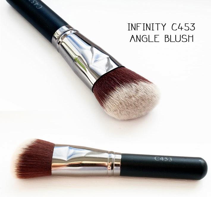Crownbrush Infinity C453 Angle Blush