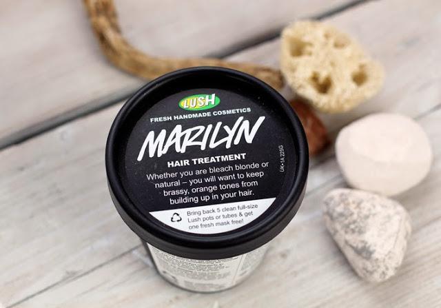 Lush Cosmetics Marilyn Hair Treatment