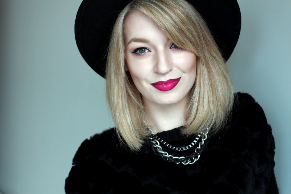 A beauty blogger reviews The Body Shop make up as part of the Make Over The World Campaign