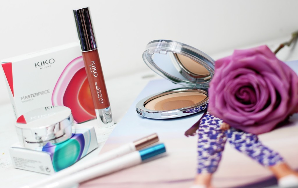 A beauty blogger reviews the Kiko Cosmetics Generation Next Collection