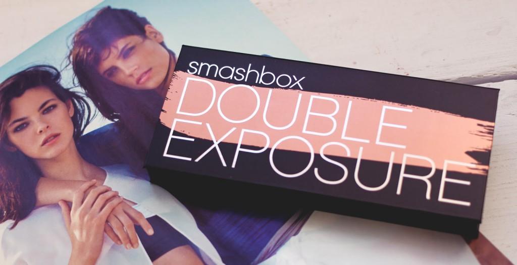 Beauty blogger Zoe Newlove creates a Purple Smokey Eye using the Smashbox Double Exposure Palette