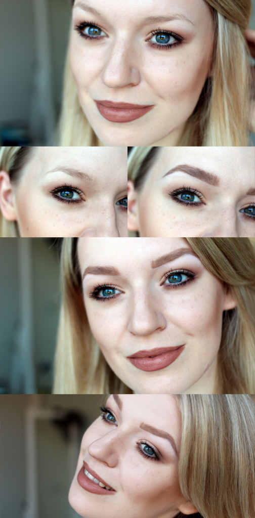 A beauty blogger discusses Benefit Cosmetics Brow Products and Services