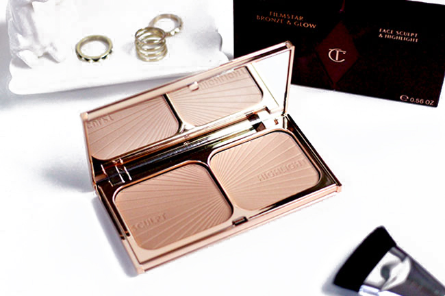 Beauty blogger and make-up artist reviews the Charlotte Tilbury Filmstar Bronze & Glow