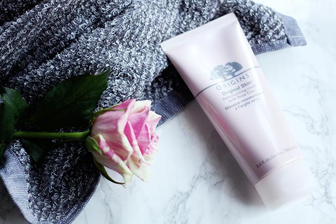 Beauty blogger zoe newlove reviews the Origins Original Skin Retexturising Mask