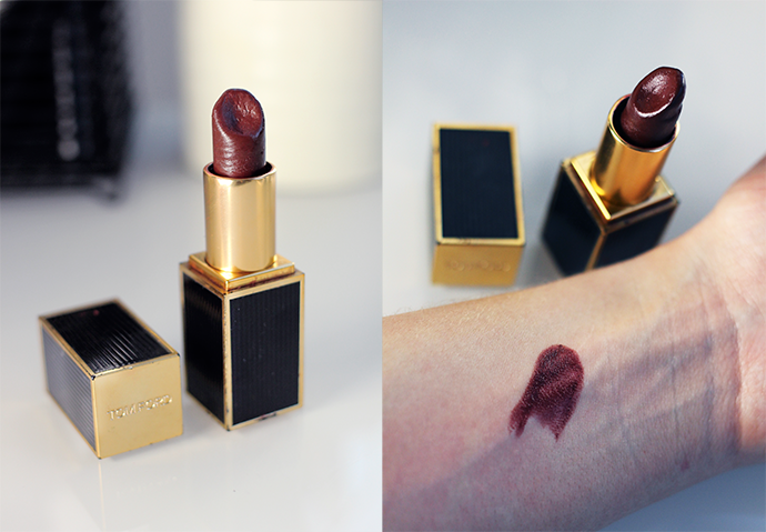 Beauty Blogger Zoe Newlove puts together a selection of Autumnal lipsticks from Smashbox, MAC, Urban Decay, Tom Ford and Kiko Cosmetics