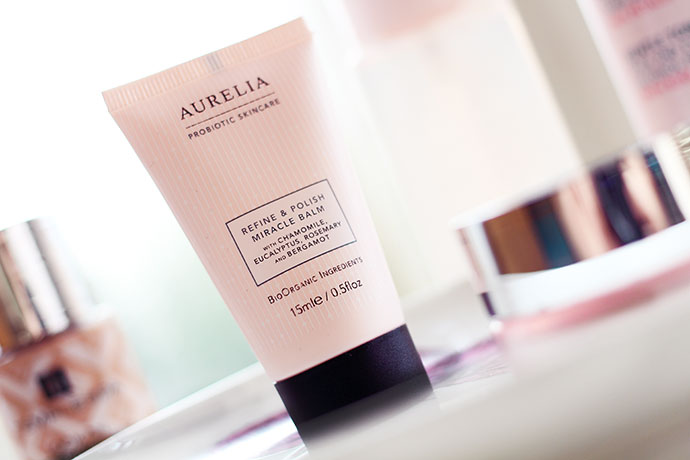 Beauty blogger Zoe Newlove reviews a selection of pink skincare and make-up treats including Clinique Moisture Surge Melt Mask Aurelia Reine and Polish Miracle Balm and Nuxe Gentle Toning Lotion