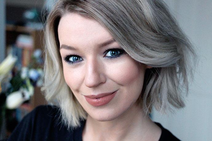 Beauty blogger Zoe Newlove reviews KIKO Cosmetics Liquid Skin Second Skin Foundation