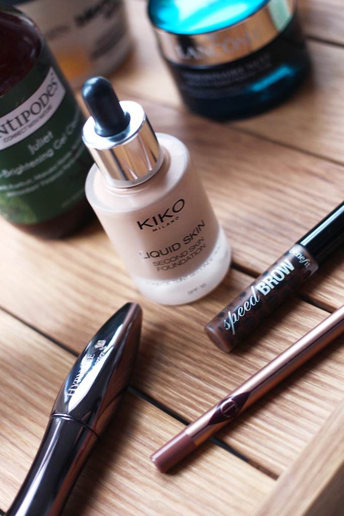 Beauty Blogger Zoe Newlove TOP 15 BEAUTY ROUNDUP 2015 Lancome Origins Nars Charlotte Tilbury