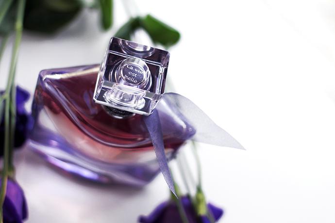 Beauty Blogger zoe newlove reviews Lancome La Vie Est Belle