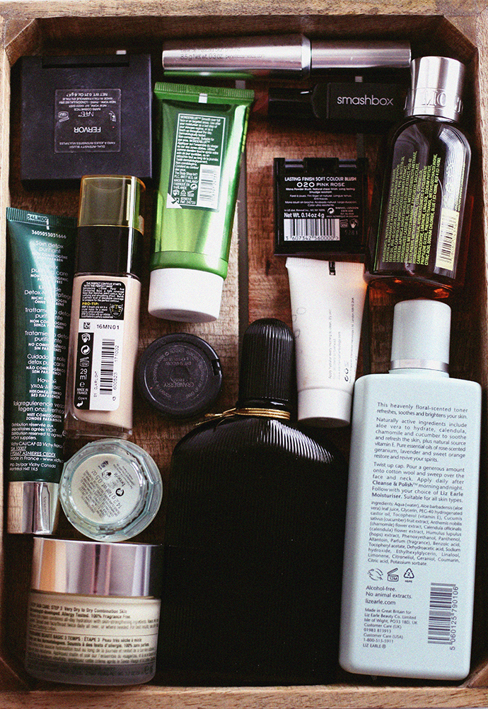 How Many Chemicals Do We Put On Our Skin?  Zoe Newlove Musings