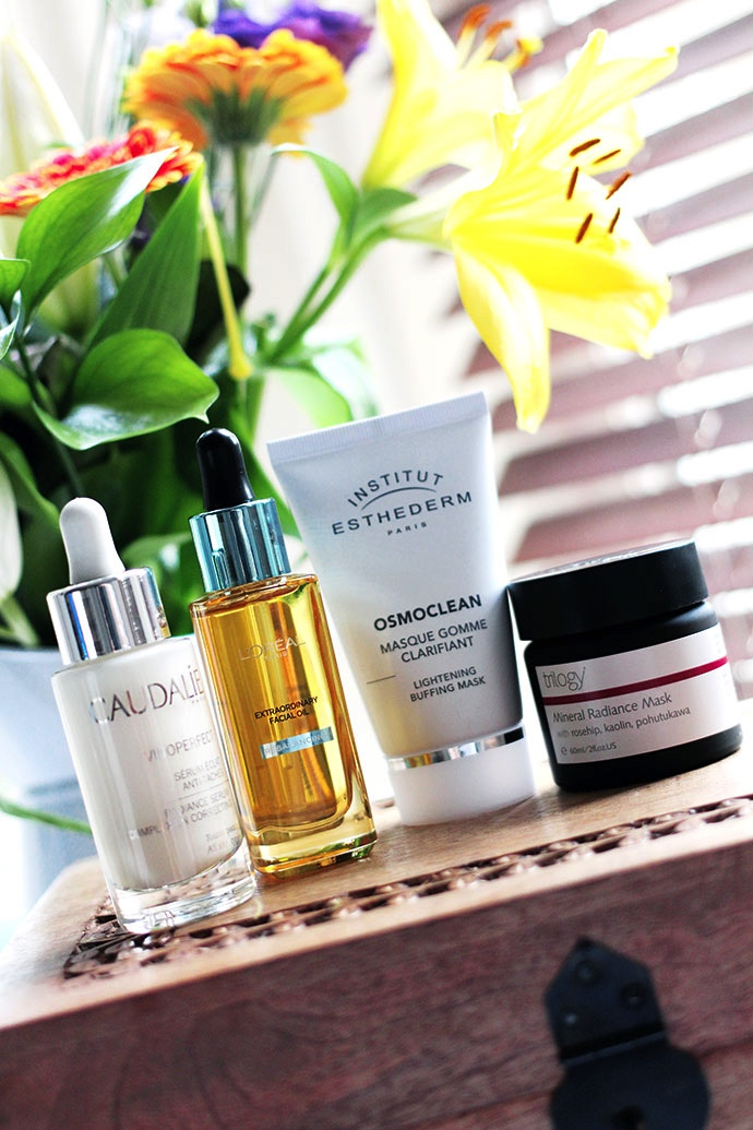 how do you get radiant skin? top skincare picks for skin radiance by zoe newlove beauty blogger