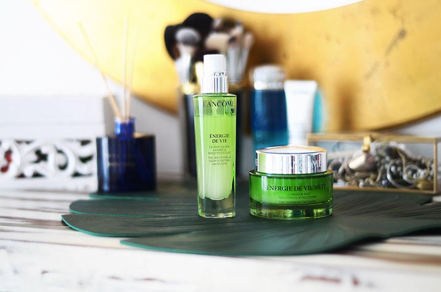 Lancome-Energie-de-Vie-Skincare-range-review-zoe-newlove-beauty-blogger