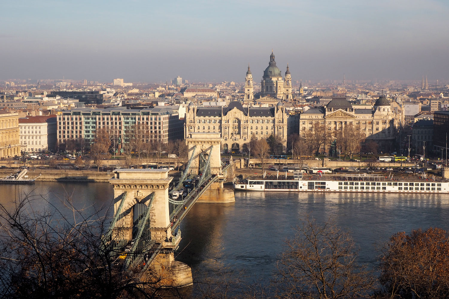 budapest-view-of-chain-bridge-zoe-newlove-travel-blog-review